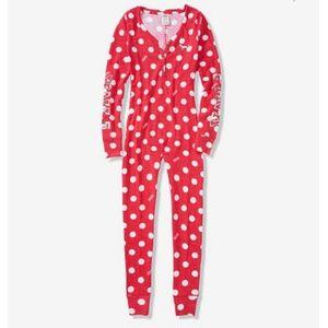 Victoria's Secret PINK Cozy Sleep One Piece💖